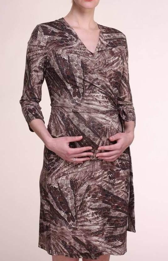 Sasienama kleita zīdīšanai un grūtniecībai - izmērs S