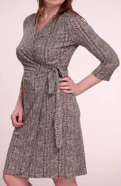 Sasienama kleita zīdīšanai un grūtniecībai
