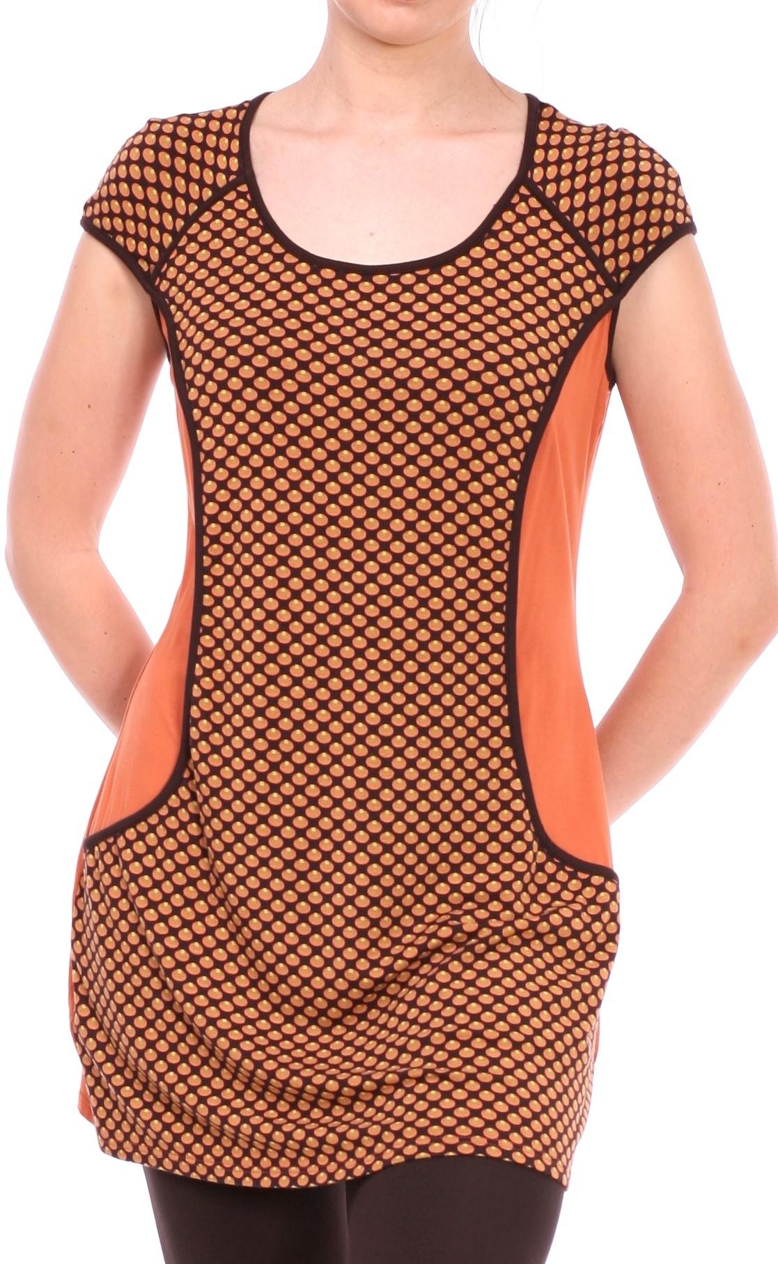 Mini kleita zīdīšanai un grūtniecībai - izmērs L, XL