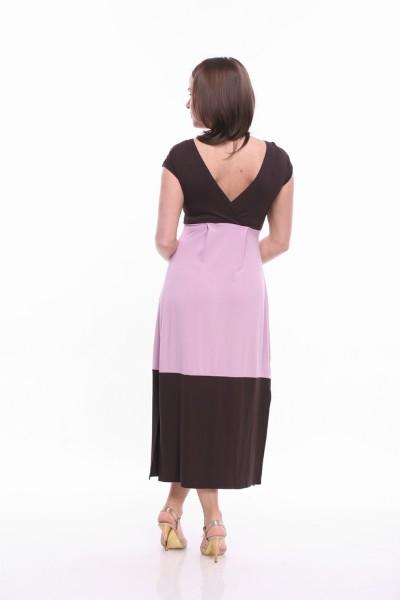 """""""Color block"""" kleita zīdīšanai un grūtniecībai - izmērs M, L, XL"""