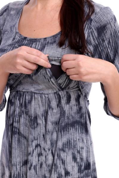"""""""Babydoll"""" kleita zīdīšanai un grūtniecībai - izmērs S"""